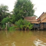 Kampot Accommodation by the river